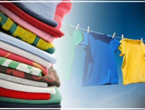 Απορρυπαντικά Ρούχων