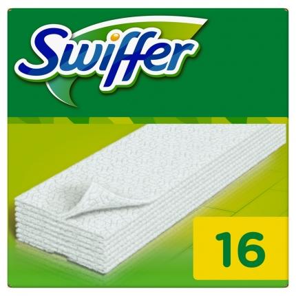 Swiffer ανταλλακτικά πανάκια 16τεμάχια