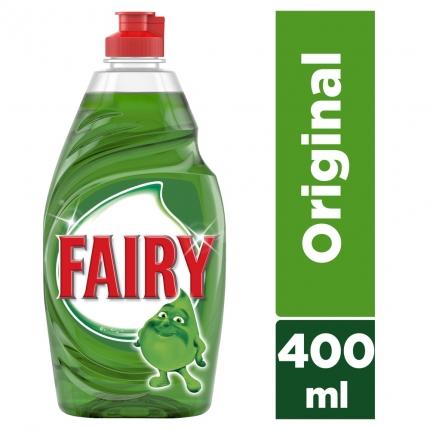Fairy Ultra Original υγρό πιάτων 400ml