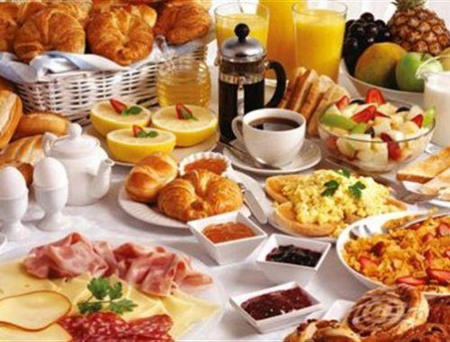 Πρωινό & Γλυκά