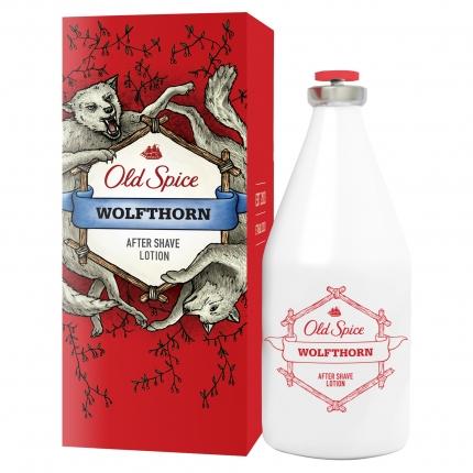 Old Spice Wolfthorn Λοσιόν για Μετά το Ξύρισμα για Άντρες 100ml