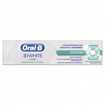 ORAL-B 3DW LUXE BLAST 12X75ML