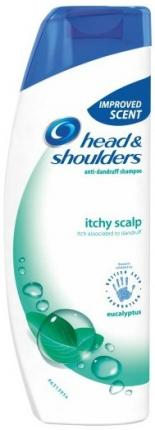 Head & Shoulders Σαμπουάν κατά της Φαγούρας 400ml