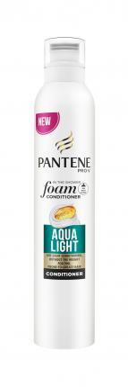 Αφρός-Conditioner Pantene Pro-V Aqualight Για Λεπτά Μαλλιά Με Τάση Λιπαρότητας 180ml