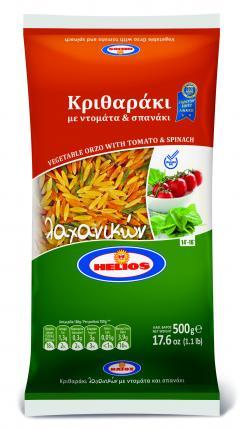 Ήλιος Κριθαράκι Λαχανικών 500gr