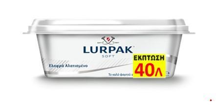 ARLA LURPAK SOFT ΕΛΑΦΡΥ 225gr -0,40€ ΣΚΑΦ