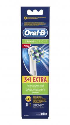 ORAL-B ΑΝΤ/ΚΑ CROSS ACTION (3+1)