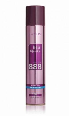 888 SPRAY LAC NORMAL HOLD 400ml