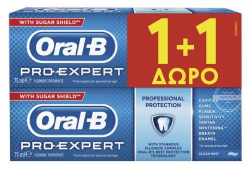 Oral B Proexpert Professional Protection (1+1 Δώρο)