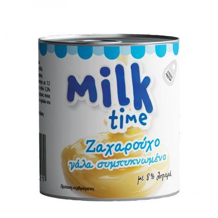 MILK TIME ΖΑΧΑΡΟΥΧΟ ΓΑΛΑ 8% 48Χ397G GLB