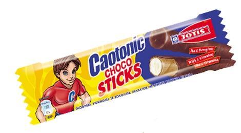 CAOTONIC CHOCO STICKS