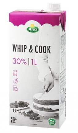 ARLA PRO WHIP & COOK 30% 1lt (Ψ)