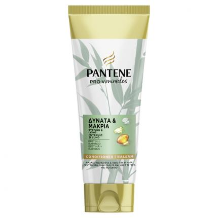 PANTENE COND BAMBOO STRONG&LONG 6X200ML