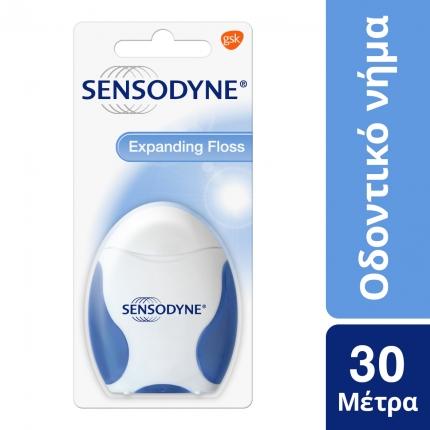 Sensodyne Οδοντικό Νήμα για Μεσοδόντιο Καθαρισμό, 30 μέτρα