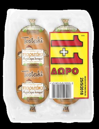 CRETA FARM TOSTAKI ΠΑΡΙΖΑΚΙ 310g 1+1 Δ (Ψ)