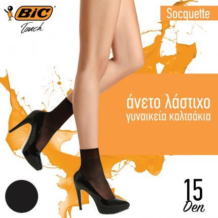 BIC KΑΛ/ΚΙ SOCQUETTE 15D BLK OS
